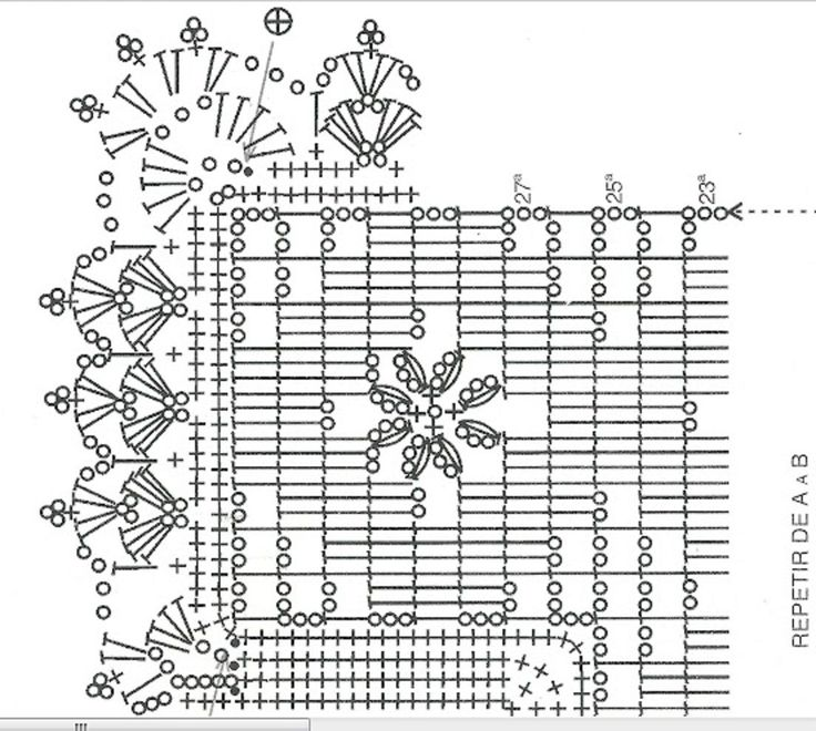 As Receitas de Crochê: Jogo de banheiro de croche
