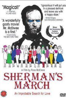 Sherman's March / HU DVD 9472 / http://catalog.wrlc.org/cgi-bin/Pwebrecon.cgi?BBID=7344084