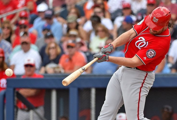 Daniel Murphy played Thursday, but has not played much this spring. (Jasen Vinlove/USA TODAY Sports)  FORT MYERS, Fla. — Daniel Murphy took three at-bats Thursday in the Washington Nationals' Florida finale, an 8-1 loss to the Red Sox. Those three at-bats pushed Murphy's total since...  http://usa.swengen.com/daniel-murphy-makes-his-return-to-the-nationals-lineup/