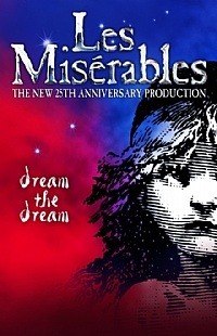 Tickets to Les Mis (showing Feb 21-26 in Syracuse). Tickets on sale 11/14/2011.