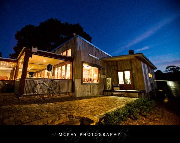Mali Brae Farm at night - Southern Highlands Wedding Venue - by McKay Photography  #mckayphotography #wedding #malibrae