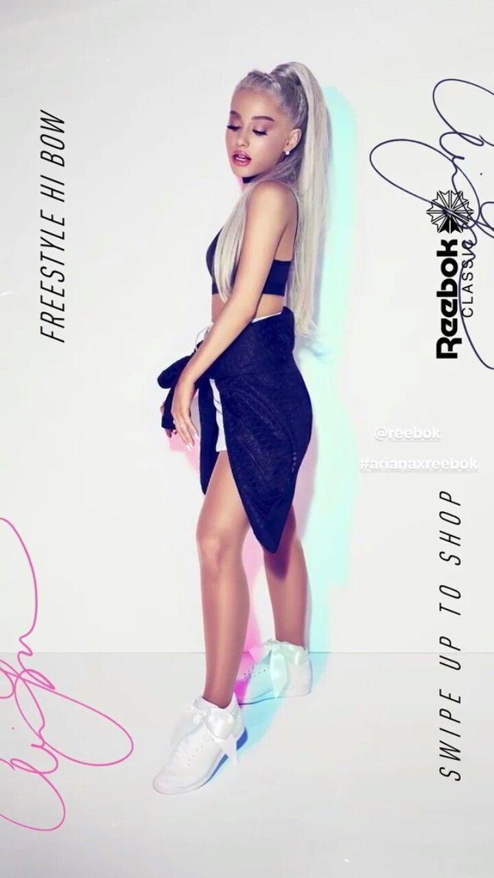 358d39e90933 Ariana Grande Reebok Photos