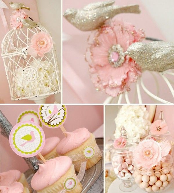 Victorian baby shower themes for girls | showerpink5