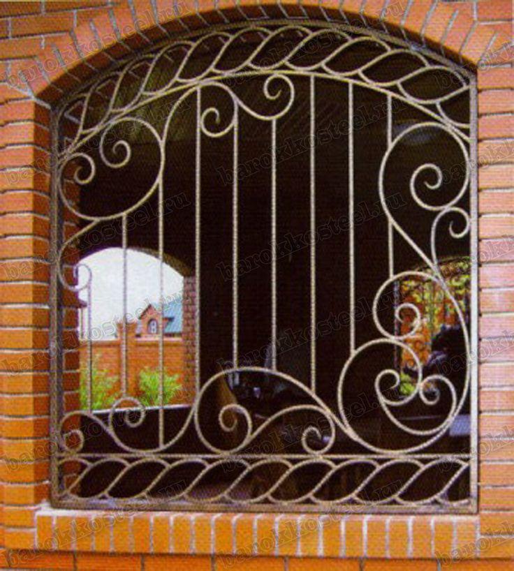 Art.4012 - Кованые решетки