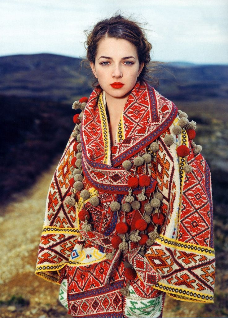 ≔ ♱ Boho Style ♱ ≕ bohemian gypsy hippie fashion - fab boho coat
