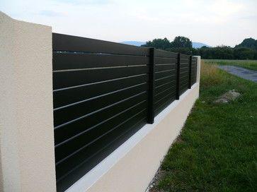 Arete Horizon modern ( planken met ruimte ertussen maar dan van houtkleur)