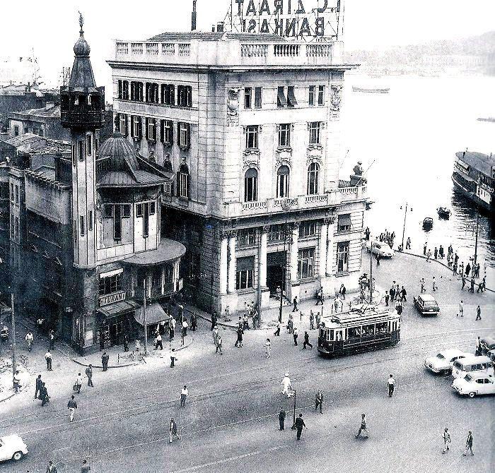 karaköy 1956