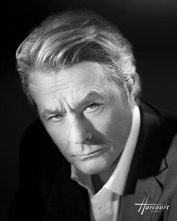Alain Delon: Alain Fabien Maurice Marcel Delon (born 8 November 1935)