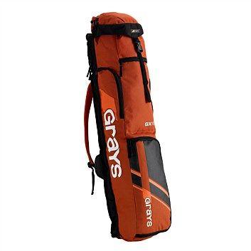 Rebel Sport - Grays GX8000 Tornado Hockey Bag Orange