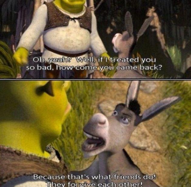 Best Shrek Quotes: 21 Best Shrek Love Images On Pinterest