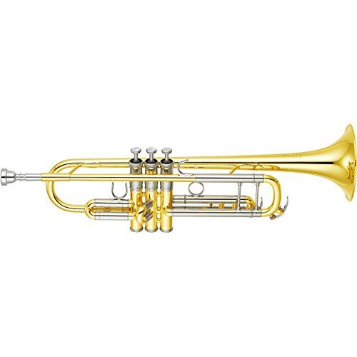 Yamaha YTR-8335 Xeno Series Bb Trumpet Lacquer Yellow Brass Bell >>> You can get additional details at the image link.