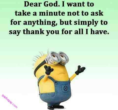 Well Said By Funny Minions