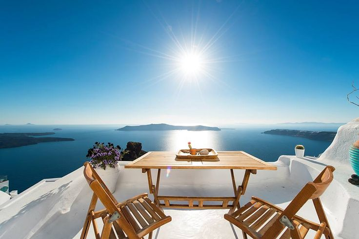 Another day in paradise! Explore: www.sophiasuites-santorini.com  #SophiaSuites #Santorini #Caldera #Imerovigli