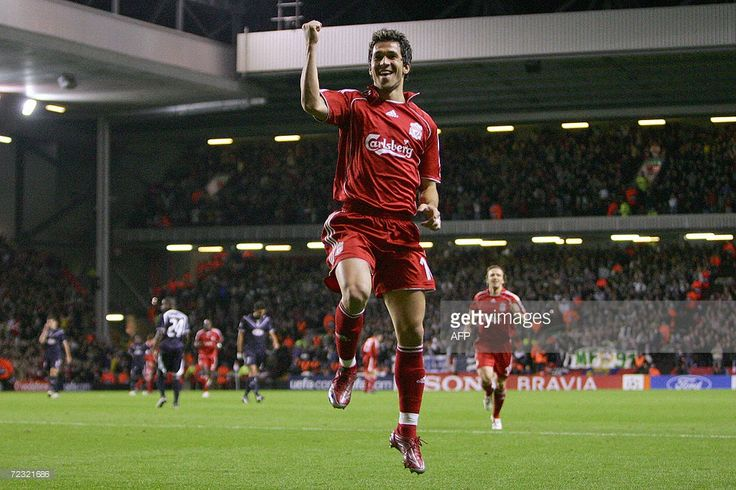 Find out what Luis Garcia is doing now.