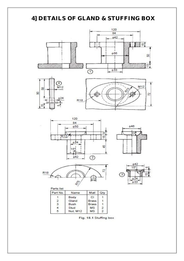 Assembly And Details Machine Drawing Pdf Mechanical Engineering Design Mechanical Design Engineering Design