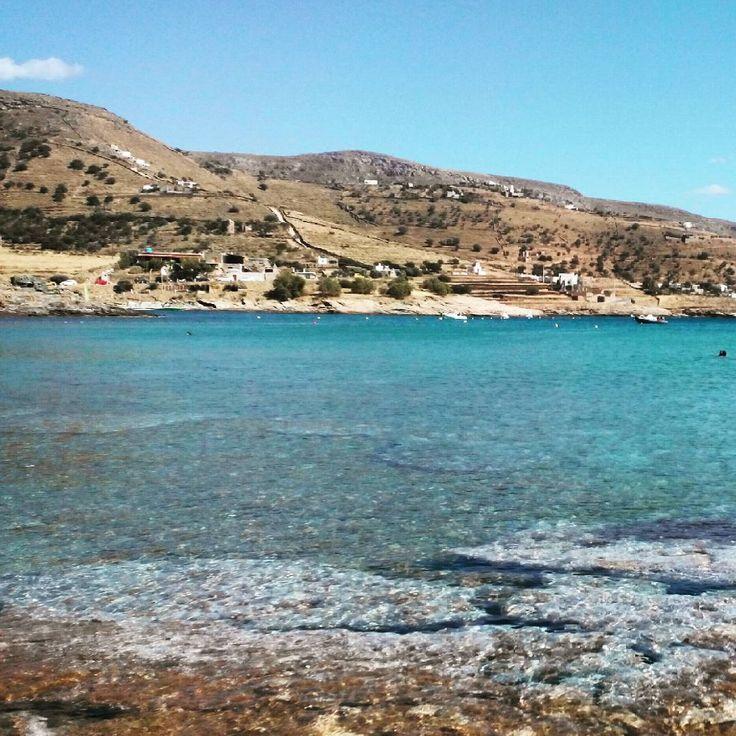 """Koundouros beach! Paradise waters! #visitKea #tzia #koundouros #beach #paradise #azul #AegeanSea #blue_sea #Cyclades_islands #beachlife #endlesssummer…"""