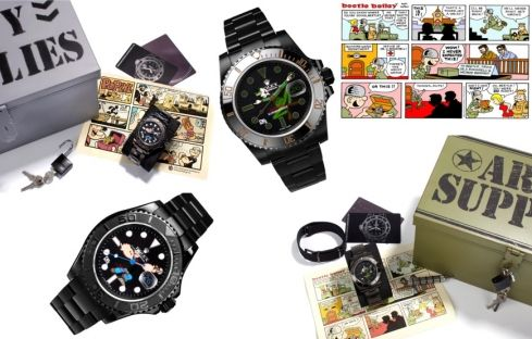 The Baba Blog | Bamford Watch Department & DRx