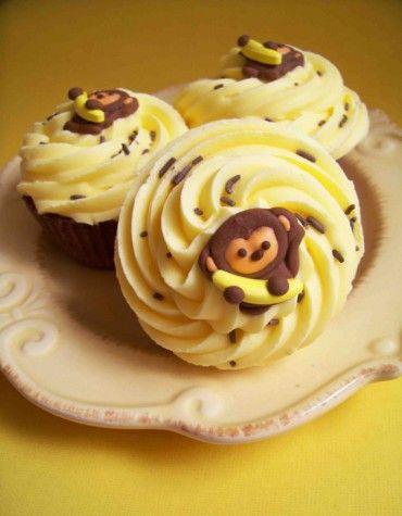 Chocolate Banana Cupcake Bath Bomb | Inspirational Lovelies | Pintere ...