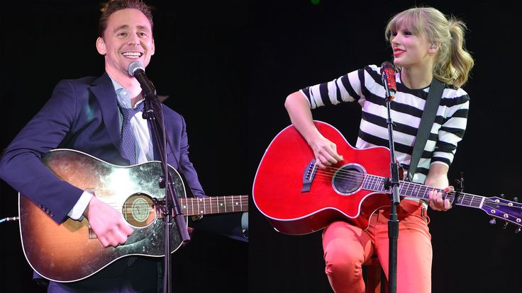 The Best Twitter Reactions to Taylor Swift and Tom Hiddleston: Here are some great Twitter reactions to the new romance between Taylor Swift and Tom Hiddleston #swiddleston