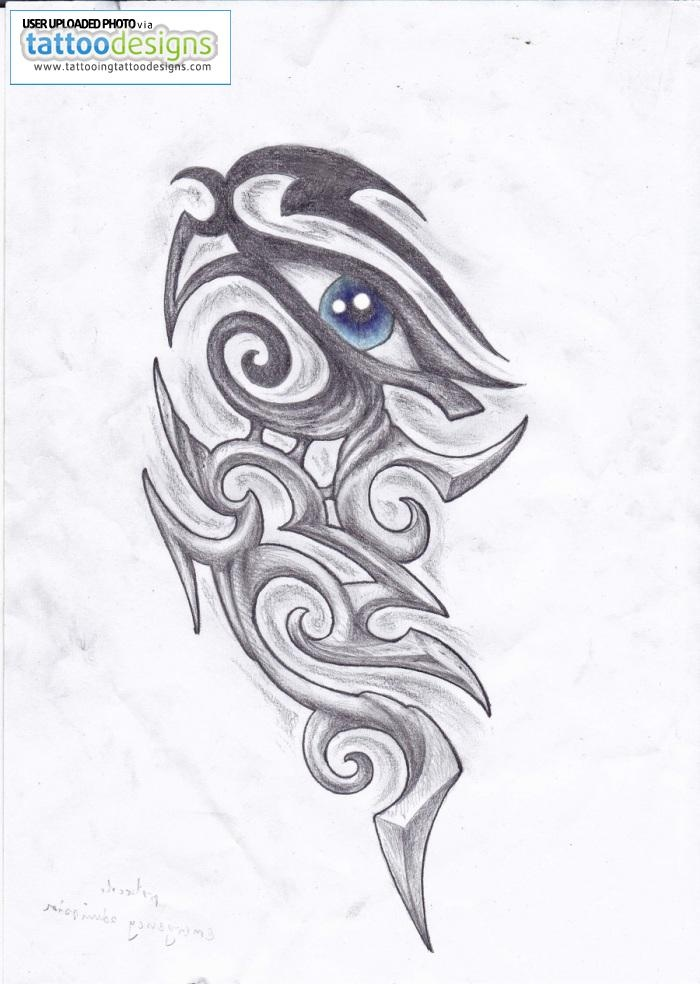 10 best tiger tattoo designs images on pinterest tiger for Eye of horus temporary tattoo