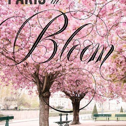 🇫🇷Looking forward to purchasing this book 📚 on Paris 😍 @georgiannalane Paris in Bloom 🌸🌺🌸🌺 #parisinbloom #georgiannalane #paris