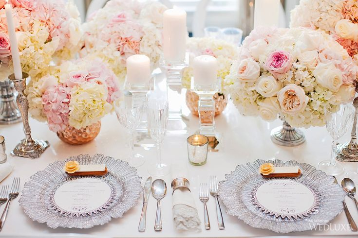 WedLuxe – Modern Romance | Photography by: Denise Lin Photography Follow @WedLuxe for more wedding inspiration!