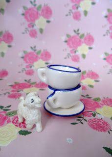 spring! #lambs #flowers #tea