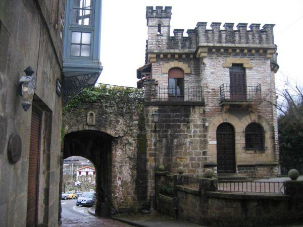 casco antiguo hondarribia