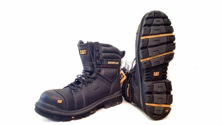 Chaussure de sécurité CATerpillar T-1200 (Noir) - Price:189.99  Chaussure de sécurité CAT (Caterpillar) T-1200 (P717628) pour homme. Ils sont fabriquée avec des matériaux robustes, des systèmes de confort de haute technologie et des semelles d'usure durable. C'est de l'équipement solide. Les chaussures de sécurité CAT sont certifié catégorie 1 par la C.S.A. et classifiées par l'E.S.R. Construites avec des embouts de sécurité et […]  Cet article Chaussure de sécurité CATerpillar T-1200 (Noir)…