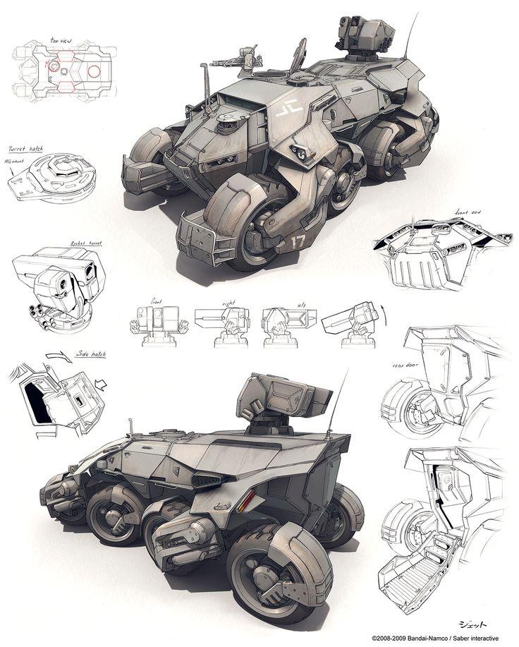 Inversion: APC concept by Jett0.deviantart.com