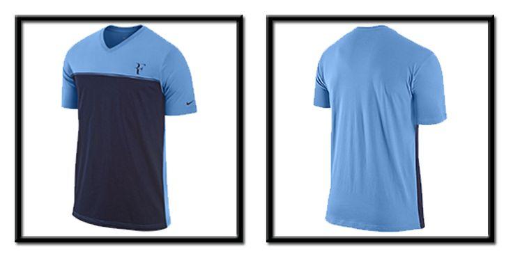 #nike #casmisetasnike #camisetasrogerfederer  Camiseta Roger Federer