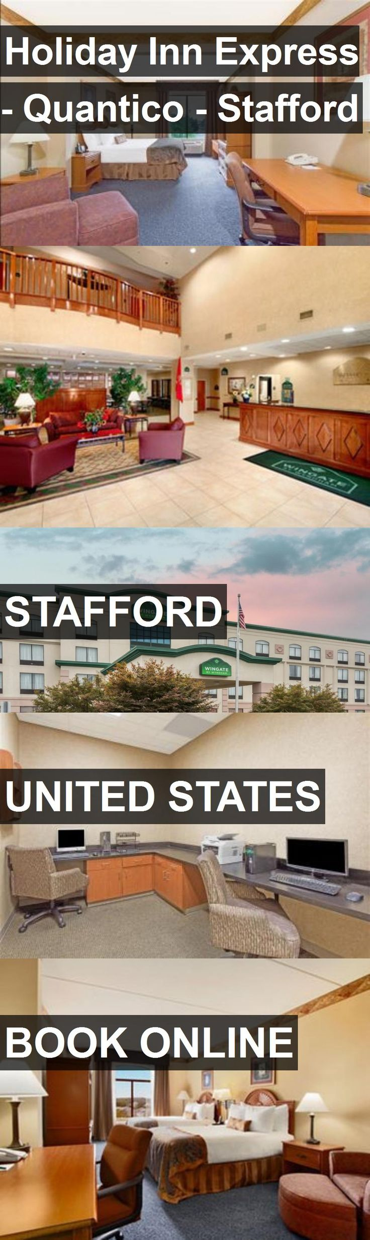 Hotel Holiday Inn Express - Quantico - Stafford in Stafford, United States. For more information, photos, reviews and best prices please follow the link. #UnitedStates #Stafford #travel #vacation #hotel