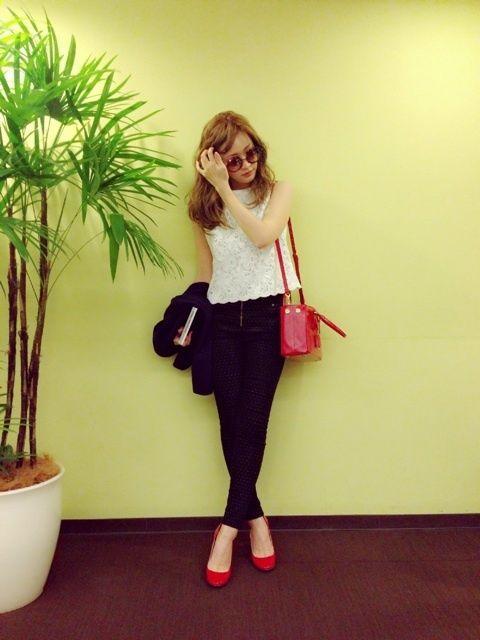 紗栄子『ファッションショー。』