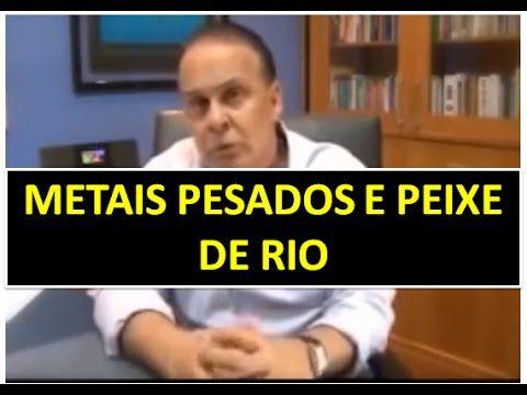 Metais Pesados e Peixes de Rio Dr Lair Ribeiro