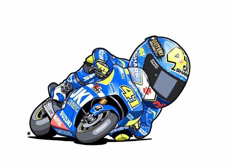 Shin terauchi la caricatura hecha arte motos y sobre for Maison de la moto belle rose