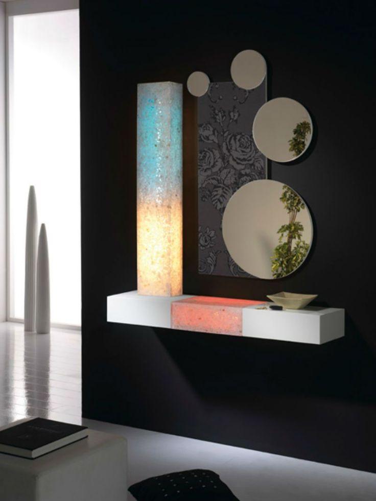 109 best recibidores minimalistas images on pinterest - Muebles para el hall ...