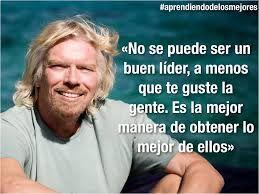Richard Branson, The leader I would like to emule - Lead Like an Entrepreneur | NovoEd
