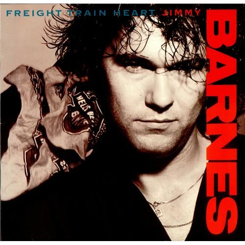 JIMMY BARNES - oh the memories!
