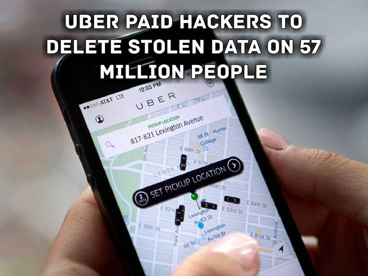 "#tech #technology #news #breakingnewshttps://goo.gl/d7jg4J -------------------------------------------------------------------------------- ""Hackers stole the personal data of 57 million customers and drivers fromUber Technologies Inc. a massive breach that the company concealed for more than a year. This week the ride-hailing firm ousted its chief security officer and one of his deputies for their roles in keeping the hack under wraps which included a $100000 payment to the attackers…"