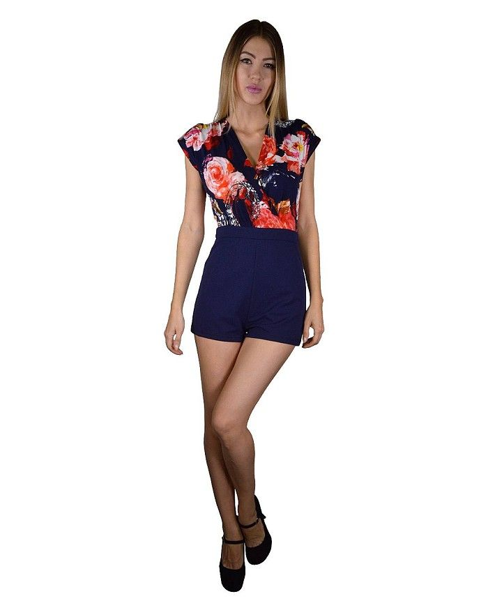 Floral Printed Slim Fit Romper Is Just $9.99 #affordable plus size clothing, #buy cheap clothes online, #buy clothes online, #buy clothes online, #cheapclothes, #cheap clothes for women, #cheap clothes online, #cheap clothing, #cheap clothing online, #cheap clothing sites, #cheap clothing stores, #cheap clothing stores online, #cheap clothing websites, #cheap fashion clothes, #cheap fashionable clothes, #cheap junior clothing, #cheap online clothing stores, #cheap online shopping, #cheap…