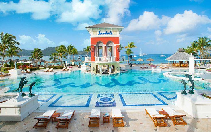 All-Inclusive Resorts in St. Lucia