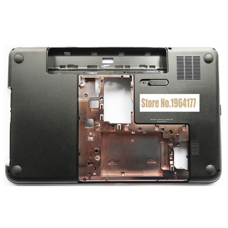 NEW FOR HP Pavilion G6-2000 G6Z-2000 G6-2100 G6-2348SG G6-2000sl Laptop Bottom Case Base Cover 684164-001  Laptop Replace Cover #Affiliate
