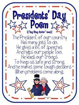 PRESIDENTS' DAY FREE PRINTABLES - TeachersPayTeachers.com
