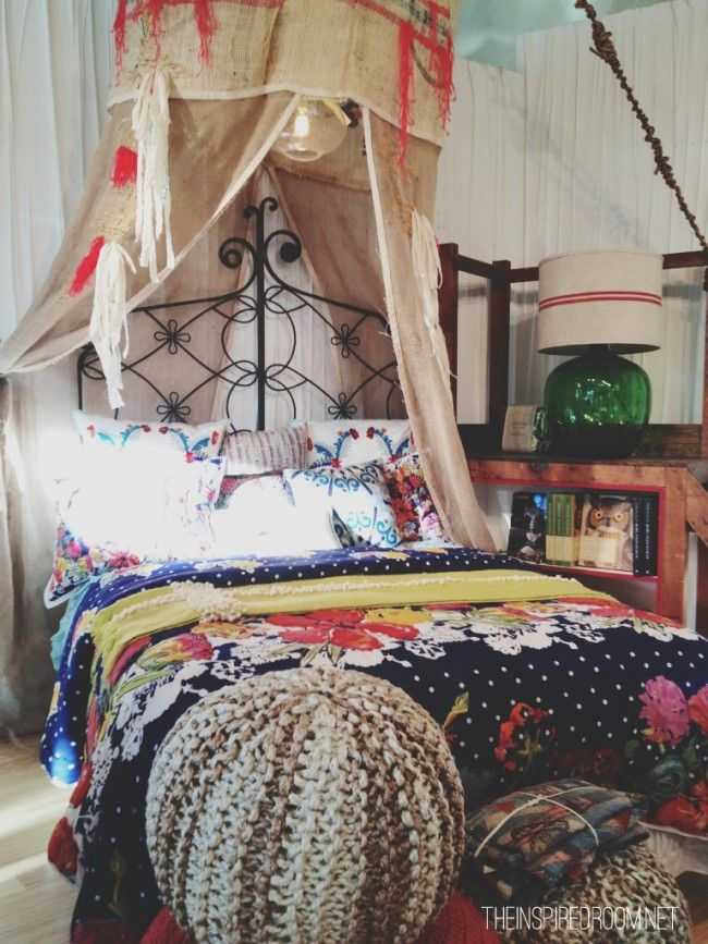 Out To See: Anthropologie. Bohemian BedroomsEclectic BeddingBedroom  IdeasAnthropologie ...