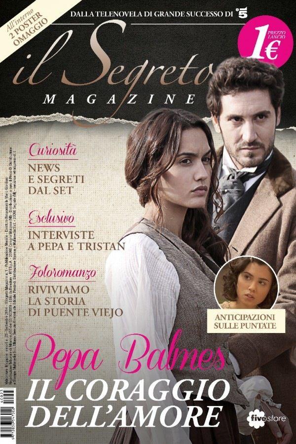 Il segreto magazine, in edicola da oggi la rivista ufficiale della soap