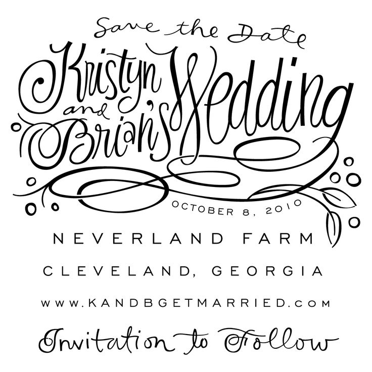 I love typography.: Wedding Stuff, Pretty Fonts, Announcement Ideas, Font Graphicdesign, Graphicdesign Invitation, Business Ideas