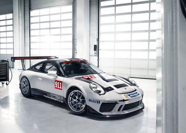 AutoNewCarsBlog: 2017 Porsche 911 GT3 Cup