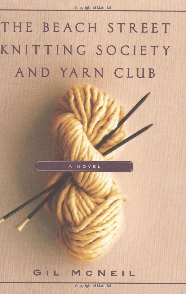 Knitting Club Book : The beach street knitting society and yarn club fun