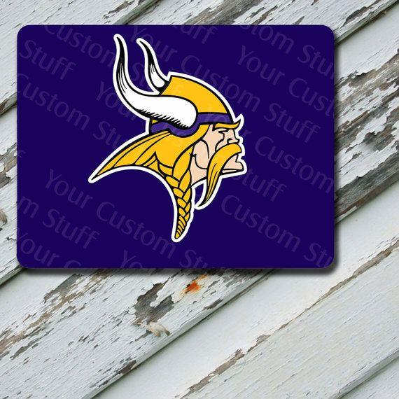 Mousepad Minnesota Vikings Design on Mousepad by EastCoastDyeSub