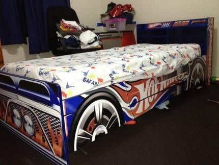 Hot Wheels Bedding Sets | Hot Wheels Car Bed | Cots U0026 Bedding | Gumtree  Australia